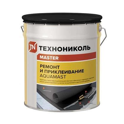 Мастика для ремонта и приклеивания AquaMast 18 кг