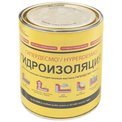 Мастика полиуретановая Alchimica Гипердесмо Классик 1 кг цвет белый
