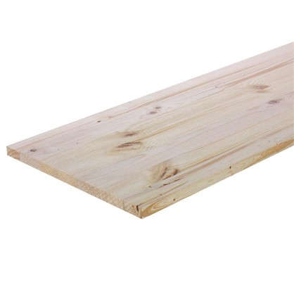 Мебельный щит 1500х300х18 мм хвоя сорт A/B