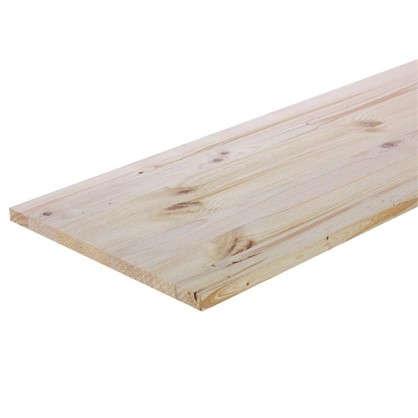 Мебельный щит 1600х300х18 мм хвоя сорт A/B
