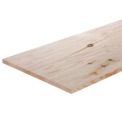 Мебельный щит 1600х400х18 мм хвоя сорт A/B