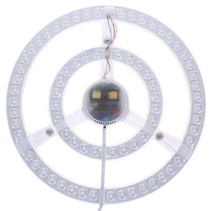 Модуль светодиодный круглый на магнитах с драйвером 48 Вт 3400 Лм свет нейтральный