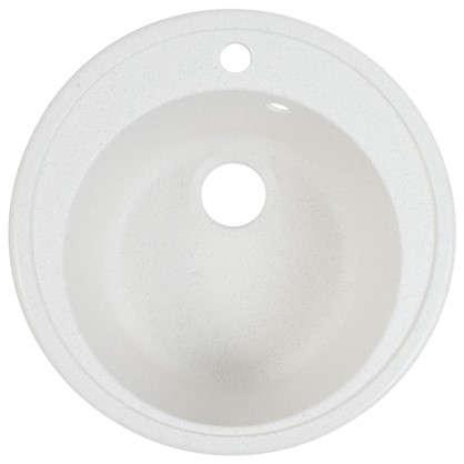 Мойка Fosto КМД 51 см цвет белый