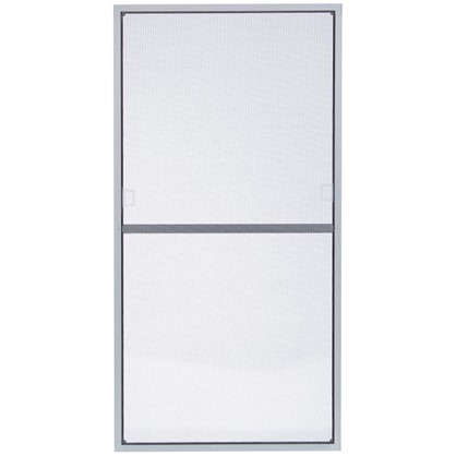 Москитная сетка белая 55х110 см к окну ПВХ 120х120 см