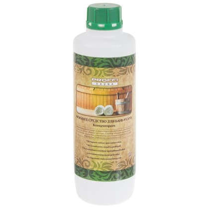 Моющее средство для бани 1 л