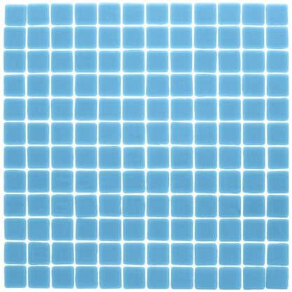Мозаика Antarra Mono 31х31 см цвет голубой