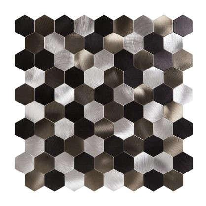 Мозаика Artens 28.8х29.2 см цвет серый