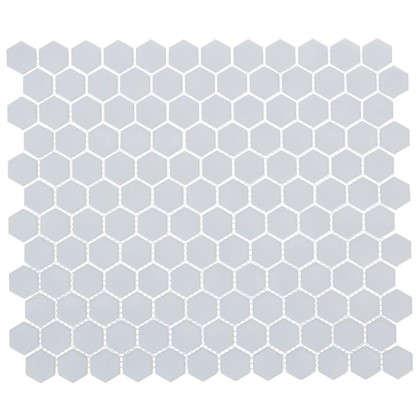Мозаика Artens 30х26 см керамика цвет белый
