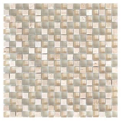 Мозаика Artens Fsn 30х30 см стекло цвет кремовый