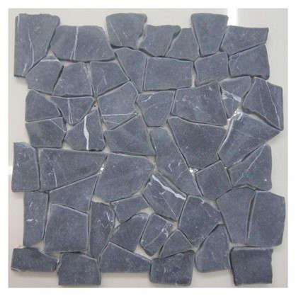 Мозаика Artens Opus 32.5х32.5 см мраморная цвет чёрный