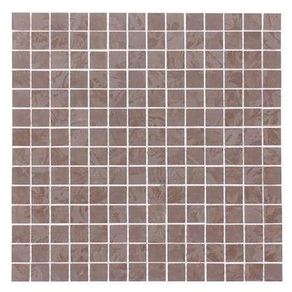 Мозаика Флориант 30х30 см цвет коричневый