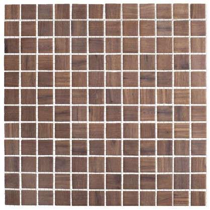 Мозаика Vidrepur 31.7х31.7 см цвет орех