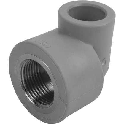 Муфта комбинированная FV-Plast внутренняя резьба 20х3/4 мм полипропилен