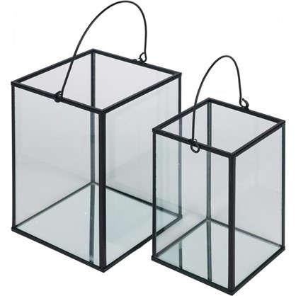 Набор декоративных фонарей 2 шт