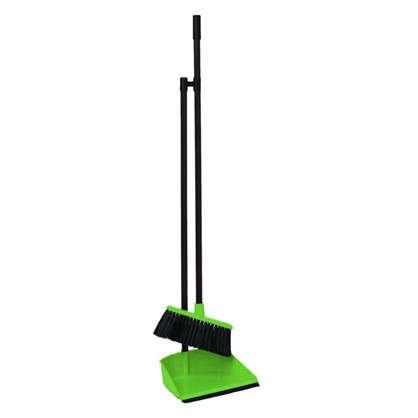 Набор для уборки Ленивка цвет зеленый