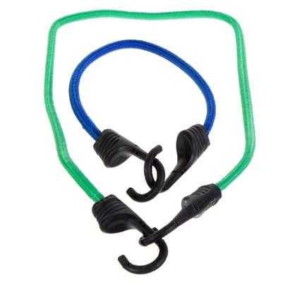 Набор эластичных веревок с крюками 24 шт.