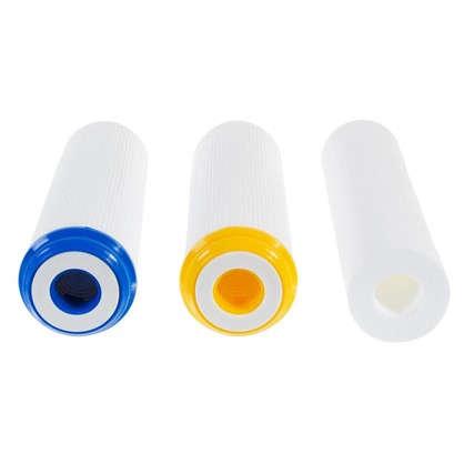 Набор картриджей Praktic Prio К603 для фильтров для жесткой воды