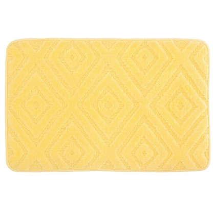 Набор ковриков Геометрия цвет песочный