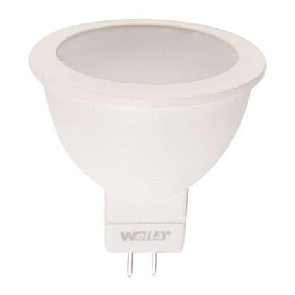 Набор ламп светодиодных Wolta GU5.3 8 Вт свет теплый белый 5 шт.