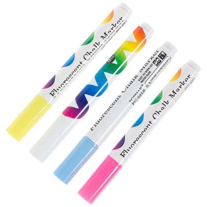 Набор маркеров для меловой доски 4 шт