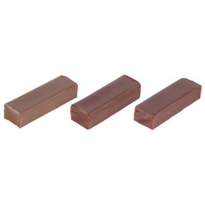 Набор мелков восковых оттенки коричневые 3 шт.