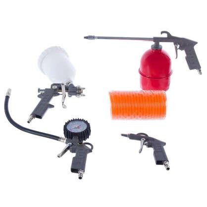 Набор пневмоинструментов 5 предметов