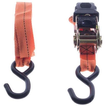 Набор стяжек для крепления груза 2.5х450 см 4 шт.
