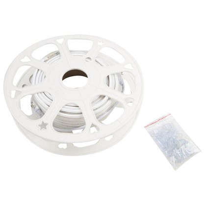Набор светодиодной ленты 2835 15 м 60LED/м свет холодный белый IP44