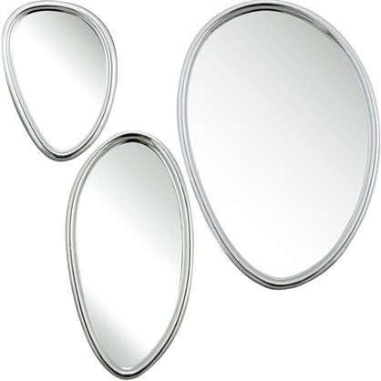 Набор зеркал в раме Капли 3 шт.