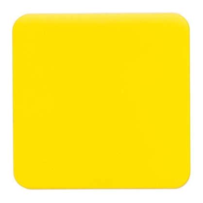 Накладка для выключателя/переключателя Lexman цвет лимонный