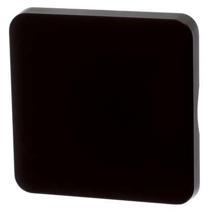 Накладка для выключателя/переключателя Lexman цвет шоколадный