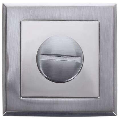 Накладка дверная Фабрика замков A 2 BK LPD цвет глянцевый белый