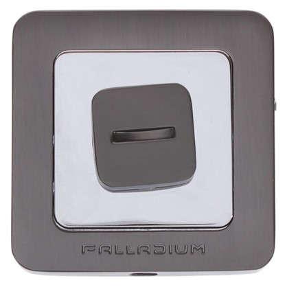 Накладка-фиксатор для дверей Palladium E BK цвет графит