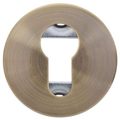 Накладка на цилиндр ASS-SC ANTIC BRONZE цвет античная бронза