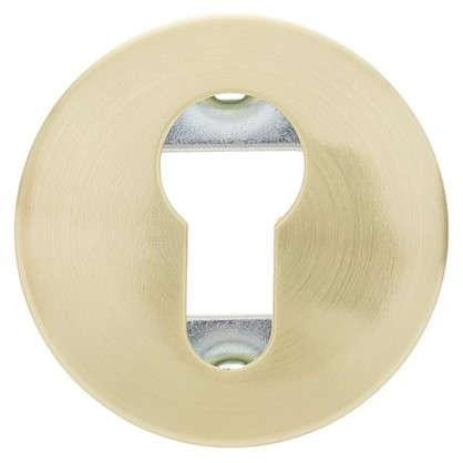 Накладка на цилиндр ASS-SC S.GOLD цвет золото