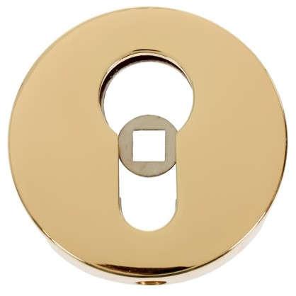 Накладка под цилиндр ET URB/HD GOLD-24 цвет золото 24  2 шт.