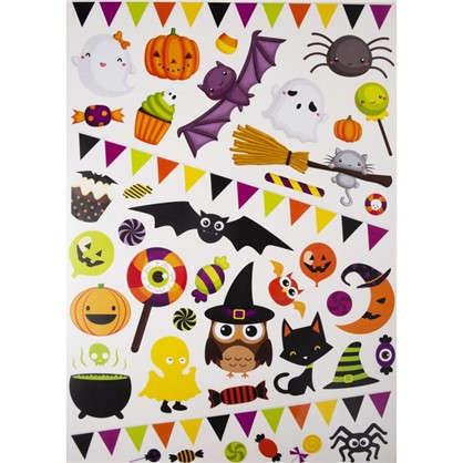 Наклейка на Halloween Волшебное зелье Декоретто