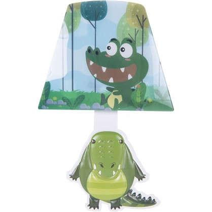 Наклейка-ночник Крокодильчик 30 см 1 шт