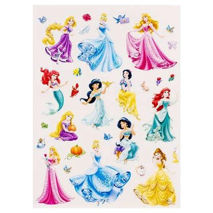 Наклейка Принцессы Декоретто L 1 шт.