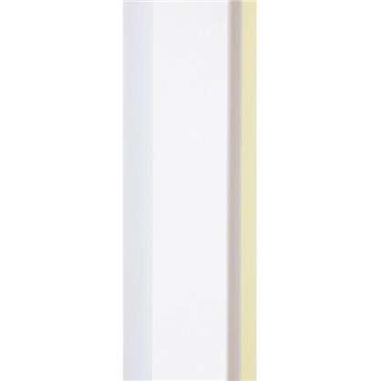 Направляющие для рулонной шторы 150 см пластик цвет белый