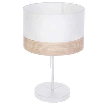 Настольная лампа 15221T1 1xE27х40 Вт цвет бежевый