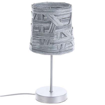 Настольная лампа 15224T 1хЕ14х40 Вт цвет серый