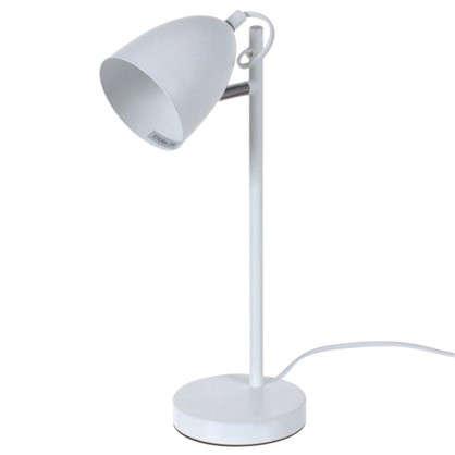 Настольная лампа Lille 1xE14x25 Вт металл цвет белый