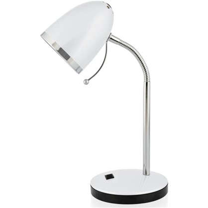 Настольная лампа Pix 1xE27x40 Вт цвет белый