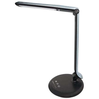 Настольная лампа СН-120 8 Вт диммер цвет хром