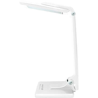 Настольная лампа СН-360 10 Вт диммер цвет белый