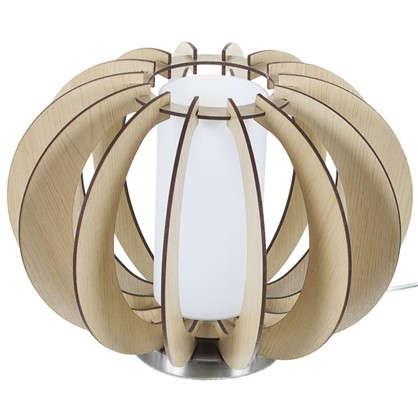 Настольная лампа Stellato1 1xE27x60 Вт цвет клен