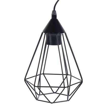 Настольная лампа Tarbes 1xE27x60 Вт цвет черный
