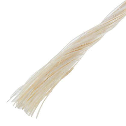 Нить крученая 2.8 мм 18 м сизаль цвет бежевый