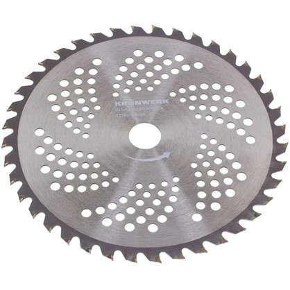 Нож для триммера 40 зубьев 230x25.4 мм
